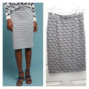 Nwt Maeve anthropologie pencil skirt M